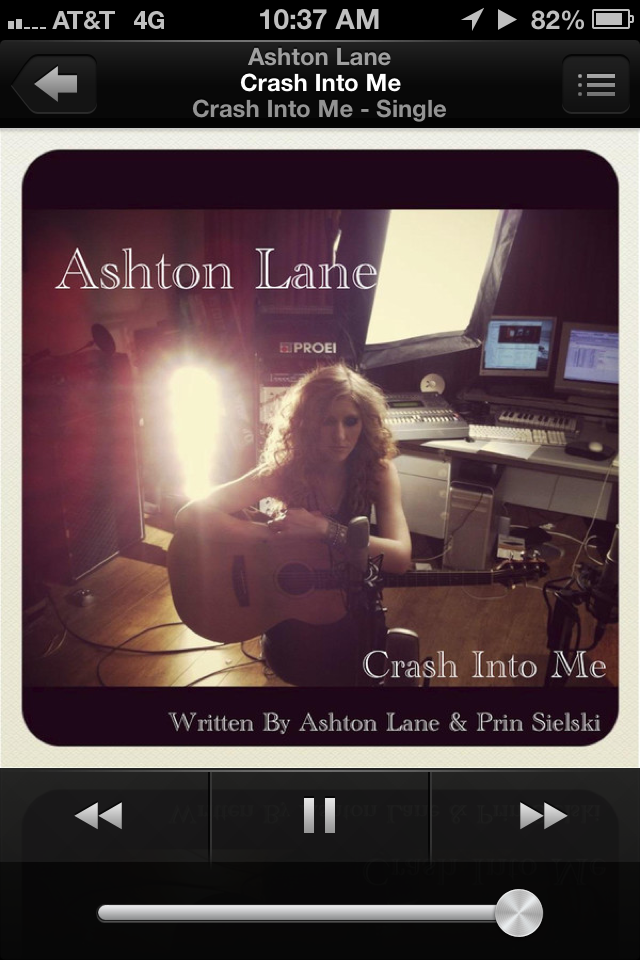 Crash Into Me by Ashton Lane and Prin Sielski